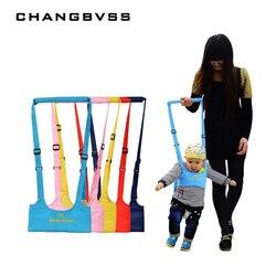 Nova chegada do bebê walker, arnês do bebê assistente da criança trela para crianças aprendendo andando cinto do bebê arnês de segurança da criança assistente
