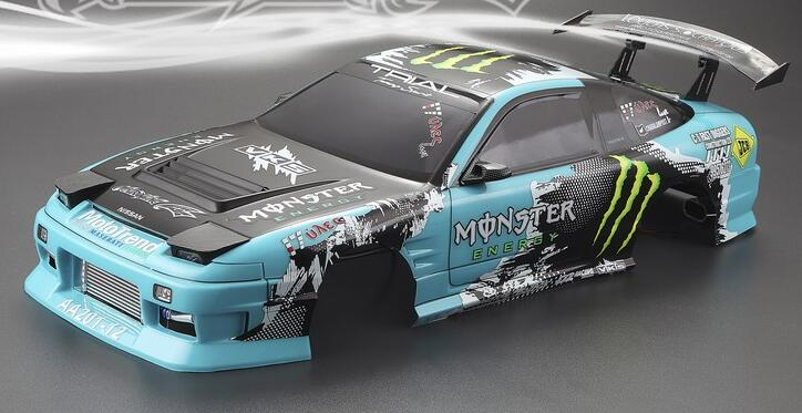 Aliexpress Com Buy Scale Rc On Road Race Touring Drift Car