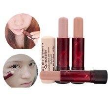 3Colors 1Pcs Face Eye Concealer Stick Makeup Base Cover Circle Black Eyes Hide Blemish Spot Eye Concealer Contour Pen Cream(China (Mainland))