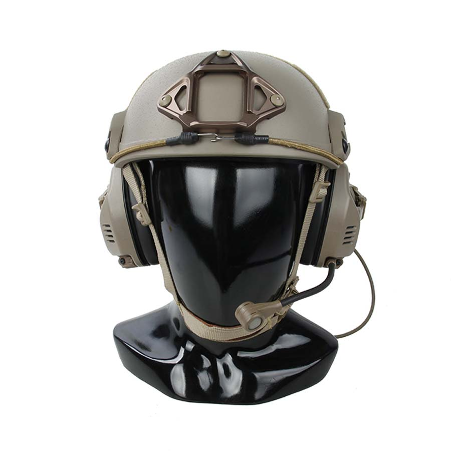 Top Sale∙Rac-Headset Helmet TMC Fast-Maritime Tactical Functional-Version for SF Highcut Sentry