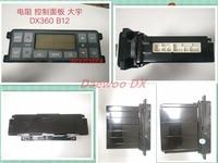 Automotive airconditioning panel voor Daewoo DX360  airconditioning controller panel schakelaar voor Daewoo DX360