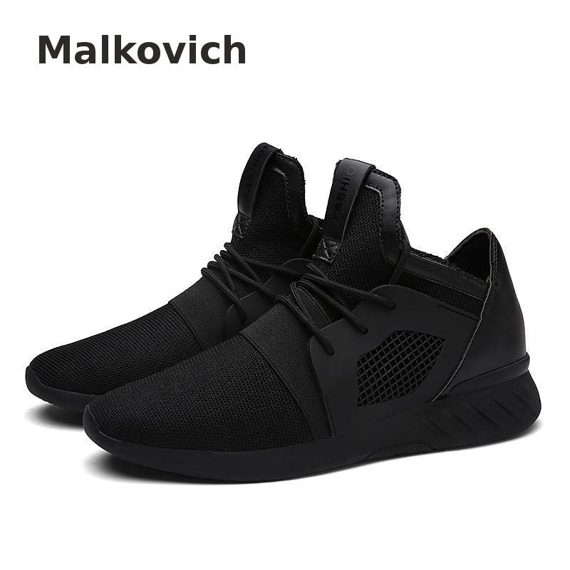 Summer Trainers Mens Shoes Flat Shoes Walking Casual Soft Breathable Mesh Zapatillas Deportivas Spring Lace-up 2017 Men Shoes