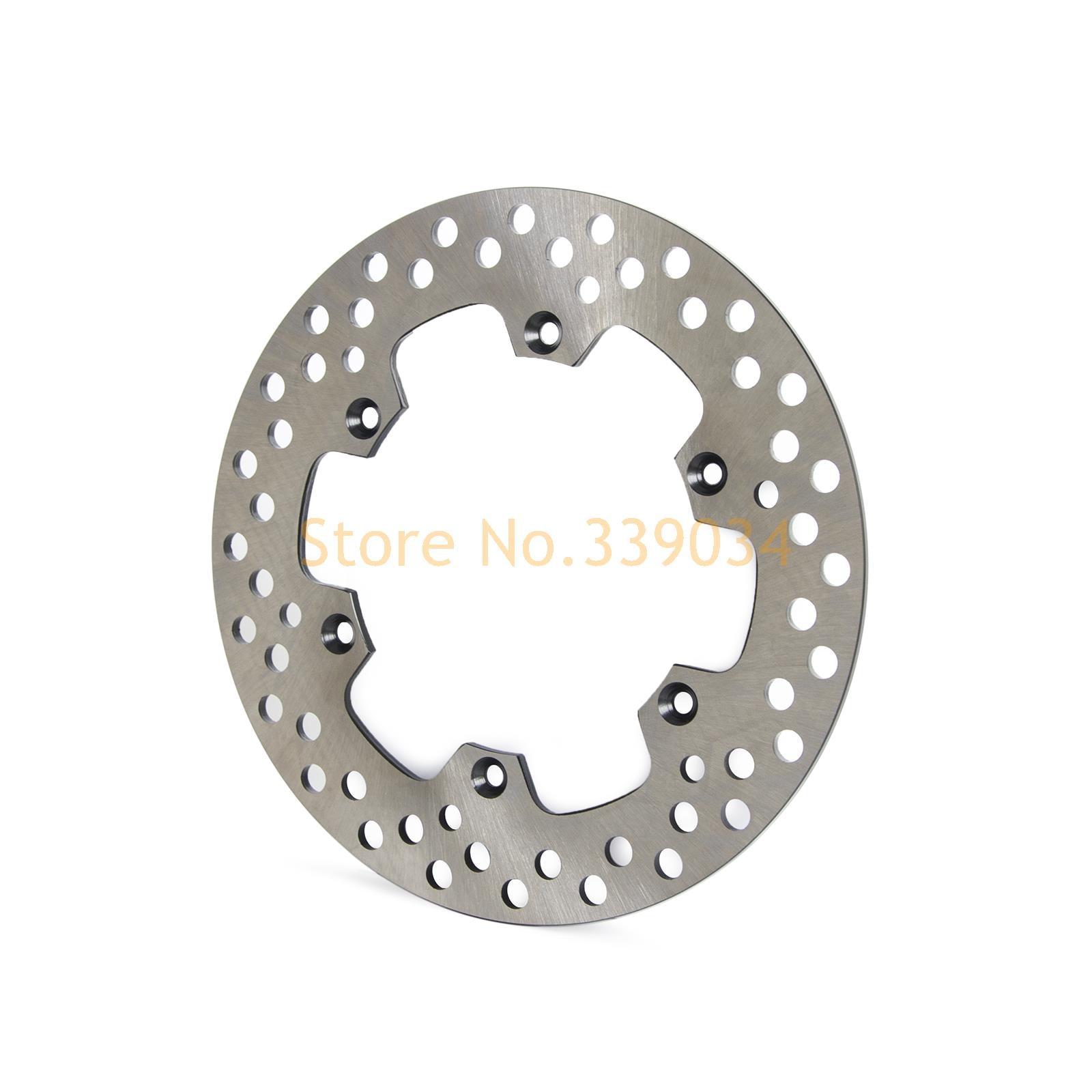 ФОТО Motorcycle Steel Rear Brake Disc For Suzuki DR 125 SMK8/SMK9/SML0 08-12