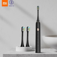 Xiaomi Mijia Toothbrush SOOCAS X3 Sonic Electric Tooth brush Adult Waterproof Ultrasonic Automatic Teeth Brush USB Rechargeable