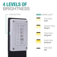 Hot LED Marcador de Carregamento USB Luz Da Noite Da Lâmpada de Leitura com Clipe Quarto LSK99|Luzes de leitura| |  -