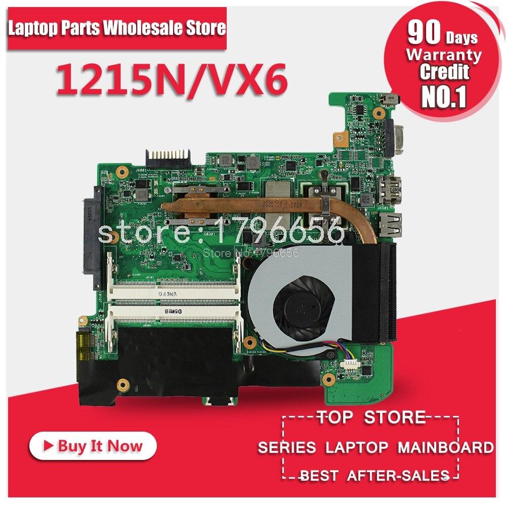 Pour Asus Eee PC 1215N/VX6 1215 t mère d'ordinateur portable carte mère 1.4 PM Processeur entièrement examiné et travail parfait
