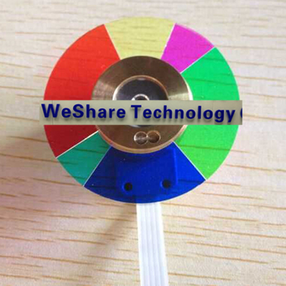 NEW Home Projector Color Wheel for Optoma HD65 Repair Replacement fitting