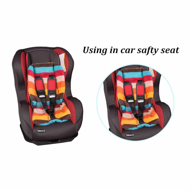 ALWAYSME เด็กทารก Booster ที่นั่งเบาะรองนั่ง Highchair เบาะรองนั่งให้อาหารเก้าอี้เบาะรองนั่งรถเข็นเด็กเบาะ