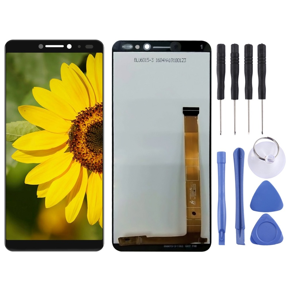 LCD Screen and Digitizer Full Assembly for Alcatel 3V / 5099D