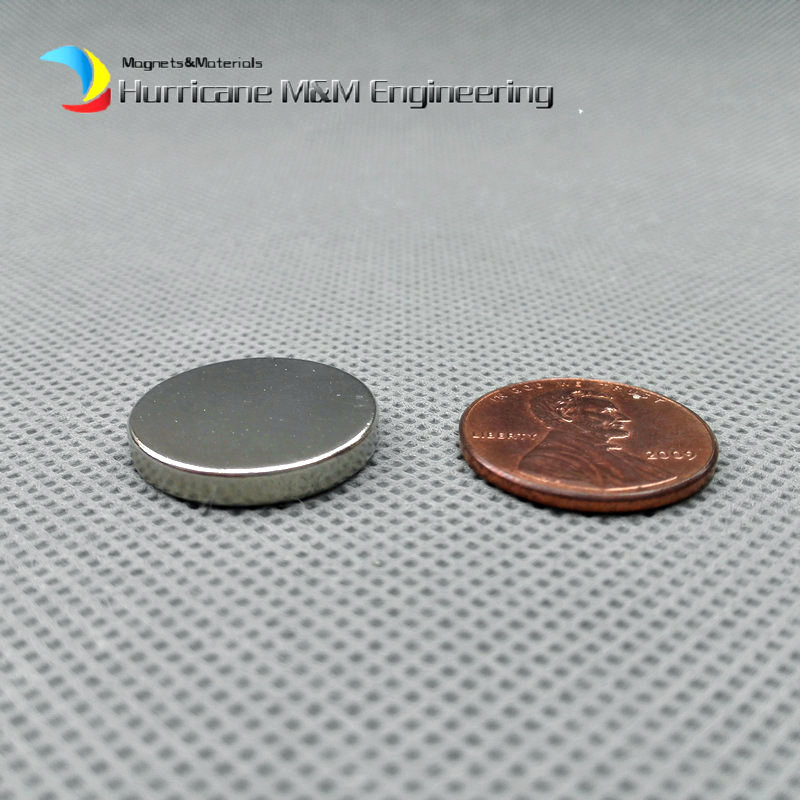 1 pack NdFeB Disc Magnet Dia. 19x3 mm thick about 0.75 Neodymium Permanent Magnets Grade N42 NiCuNi Plated Axially Magnetized 1 pack dia 4x3 mm jewery magnet ndfeb disc magnet neodymium permanent magnets grade n35 nicuni plated axially magnetized