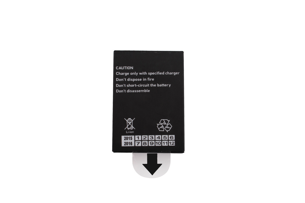 RUNCAM <font><b>3S</b></font> Spare Part Rechargeable Battery 3.7V <font><b>850mAh</b></font> 3.14Wh Li-ion Rechargeable Battery RC Models Accessories image