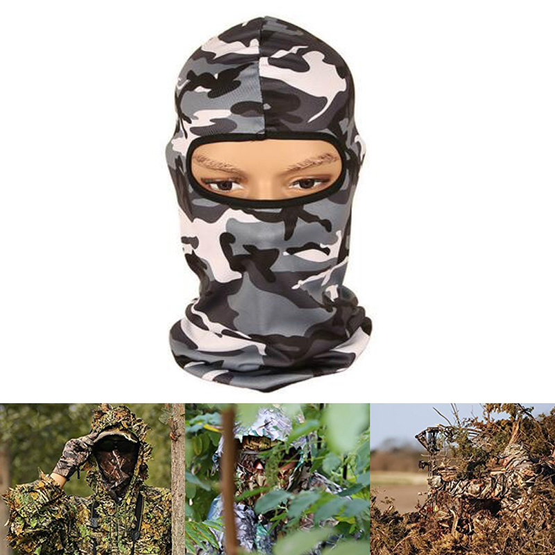 1 Pcs Gesicht Maske Balaclava Ninja Kapuze Military Balaclava Tactical Ski Maske Motorrad Gesicht Maske Snowboarding Kopfbedeckungen Für Outdoor
