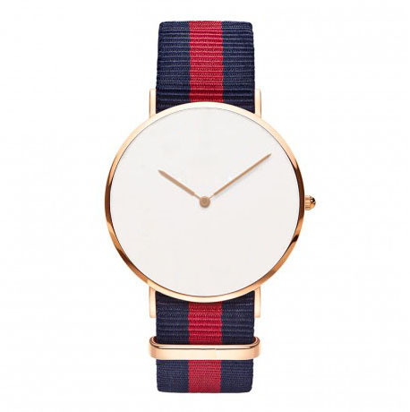 Pure White Dial face ZIZ TIME Watches Navy  pure white dial face ziz time watches navy
