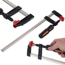 300mm/200mm Heavy Duty F Clamp Woodworking Carpentry Hand Clamping Tool High Quality