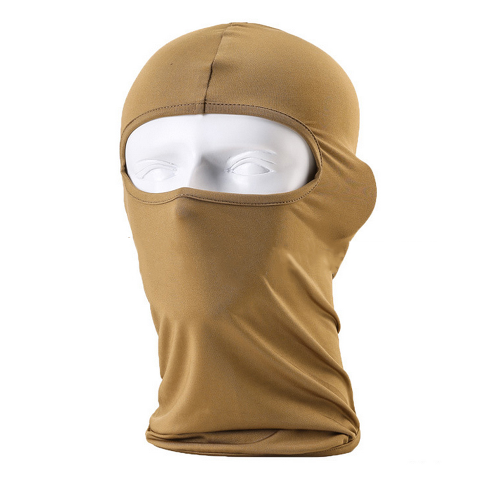 5Pcs/Lot Breathable Quick Dry Outdoor Sports Riding Ski Mask Tactical Motorcycle Cycling Fishing Sun Shade Full face Mask