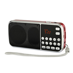 Image 5 - kebidu Fashion L 088 Portable HIFI Mini Speaker MP3 Audio Player Flashlight Amplifier Micro SD TF FM Radio