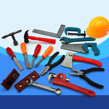 Plastic Building Tools Engineering Maintenance Tool Pretend Play Toys For Children Early Educational Toy Set Kids Boys Gifts