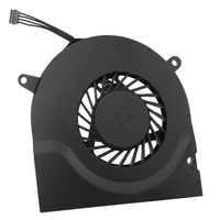 "Nuevo ventilador de refrigeración Original para ordenador portátil para APPLE Macbook PRO A1278 13 ""GC057514VH-A Unibody (1,0 W) enfriador de CPU ZB0506AUV1-6A"