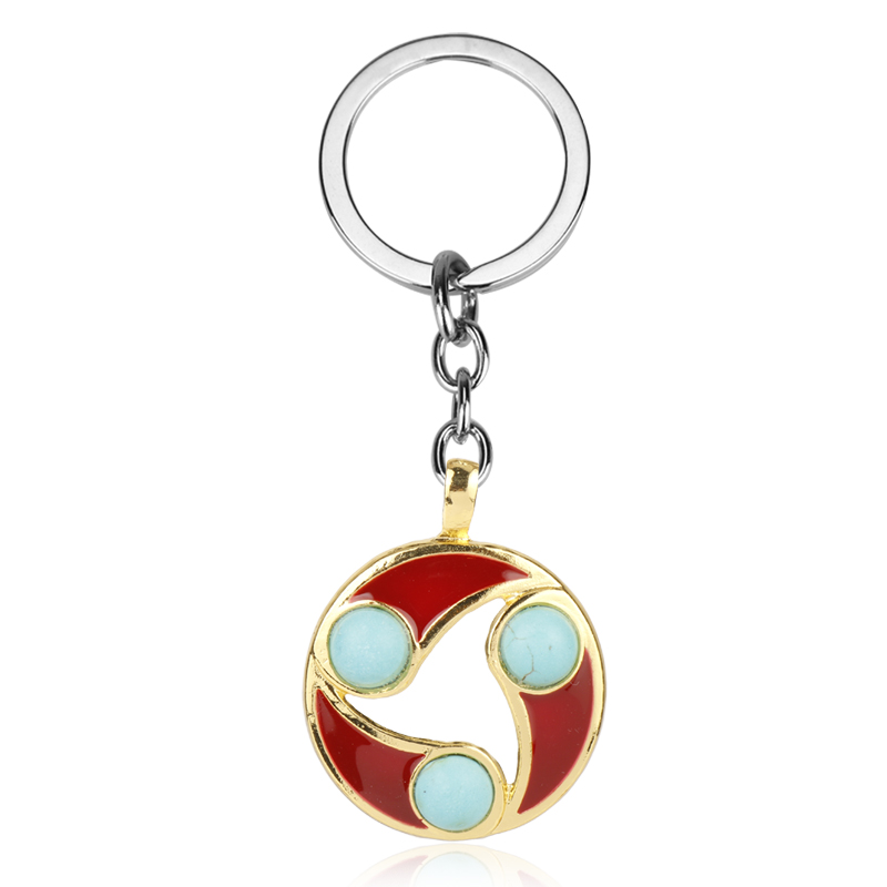 Wholesale Online Game Jewelry Pendant Dota2 Talisman of Evasion Dodge Talismans Key Chain Keyring Dota2 Agates Charm Keychain