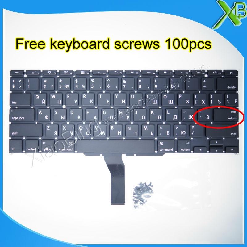 "100pcs KEYBOARD SCREWS MacBook Pro Retina 13"" A1425 A1502,15"" A1398 FD"