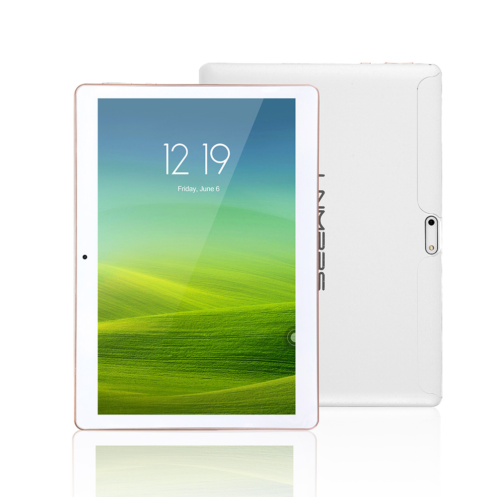 LNMBBS 10.1inch Android 5.1 tablets 3G WCDMA multi-language Octa Core 4G+32G