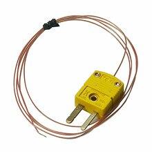 2 шт./лот Омега K-тип провод датчика термопары для IR6000 IR6500 IR9000 bga наладочная станция