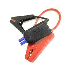 Power Bank Connector Emergency Jumper Cable Intelligent Clamp Booster 10pcs Smart Battery Clips for Universal Car Jump Starter