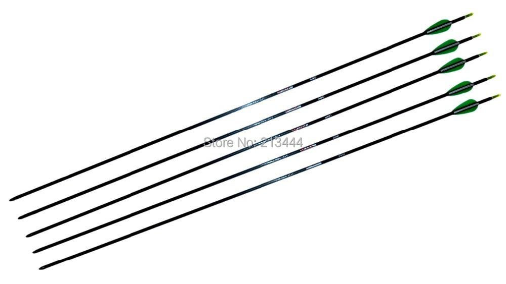 탄소 화살표 I.D. 4.2mm 400 척추