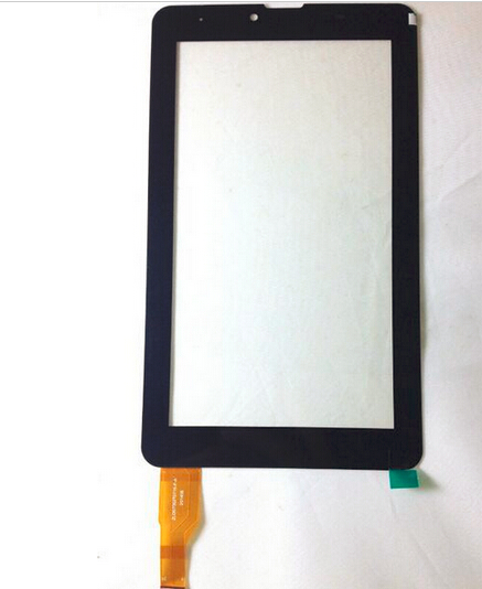 New For 7 Beeline Tab 2 TABLET Capacitive touch screen panel Digitizer Glass ZLD0700270716/FPC-753AO-V02 Replacement