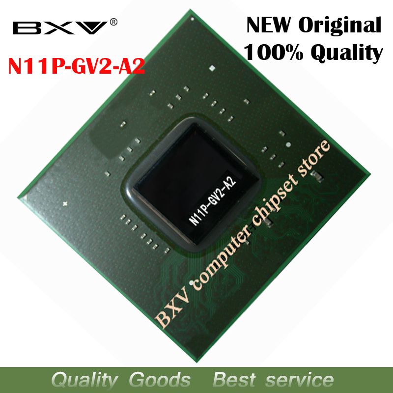 N11P-GV2-A2 N11P GV2 A2 100% original new BGA chipset free shipping with full tracking messageN11P-GV2-A2 N11P GV2 A2 100% original new BGA chipset free shipping with full tracking message