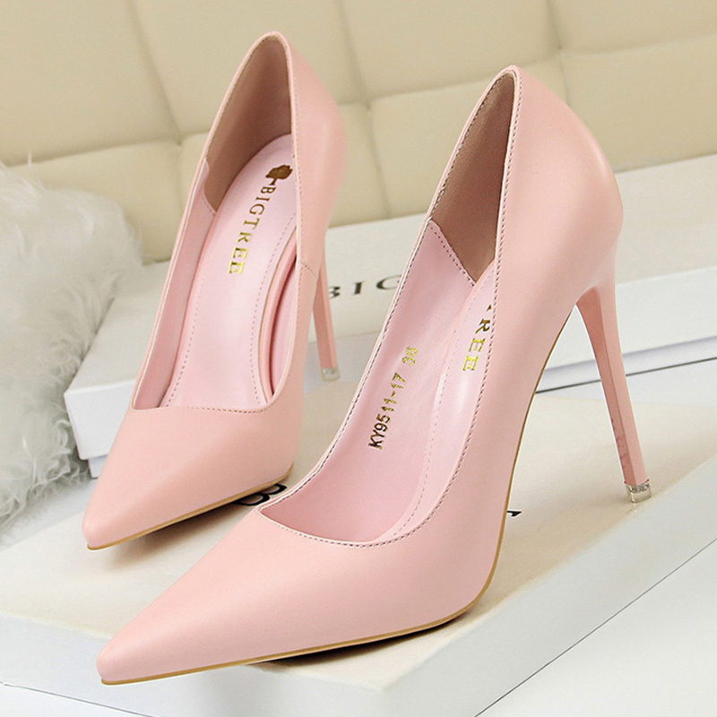 Bigtree Shoes Sexy Women