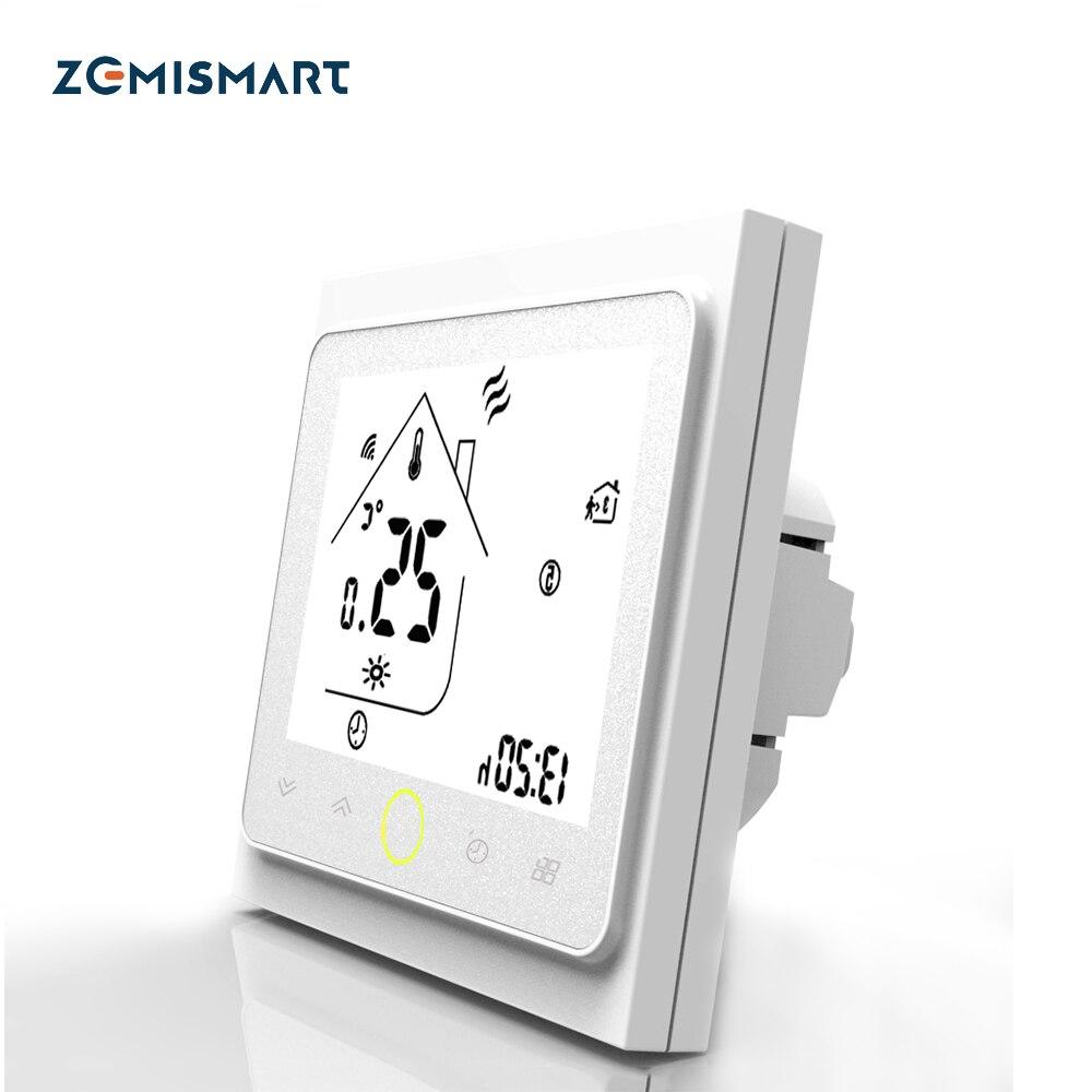 Thermostat électrique intelligent pour la maison chauffage par le sol chauffage par le sol travail avec Alexa Google maison vie intelligente Tuya APP contrôle