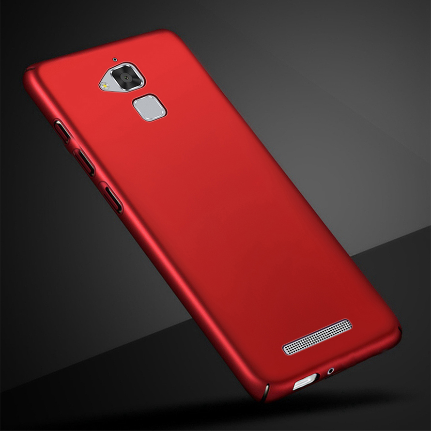 Case For <font><b>Asus</b></font> <font><b>Zenfone</b></font> <font><b>3</b></font> <font><b>Max</b></font> <font><b>ZC520TL</b></font> ZC520 520TL 520 TL Luxury Slim Frosted Hard PC Back <font><b>Cover</b></font> Cases Matte Scrub Nice Couqe 5.2'' image
