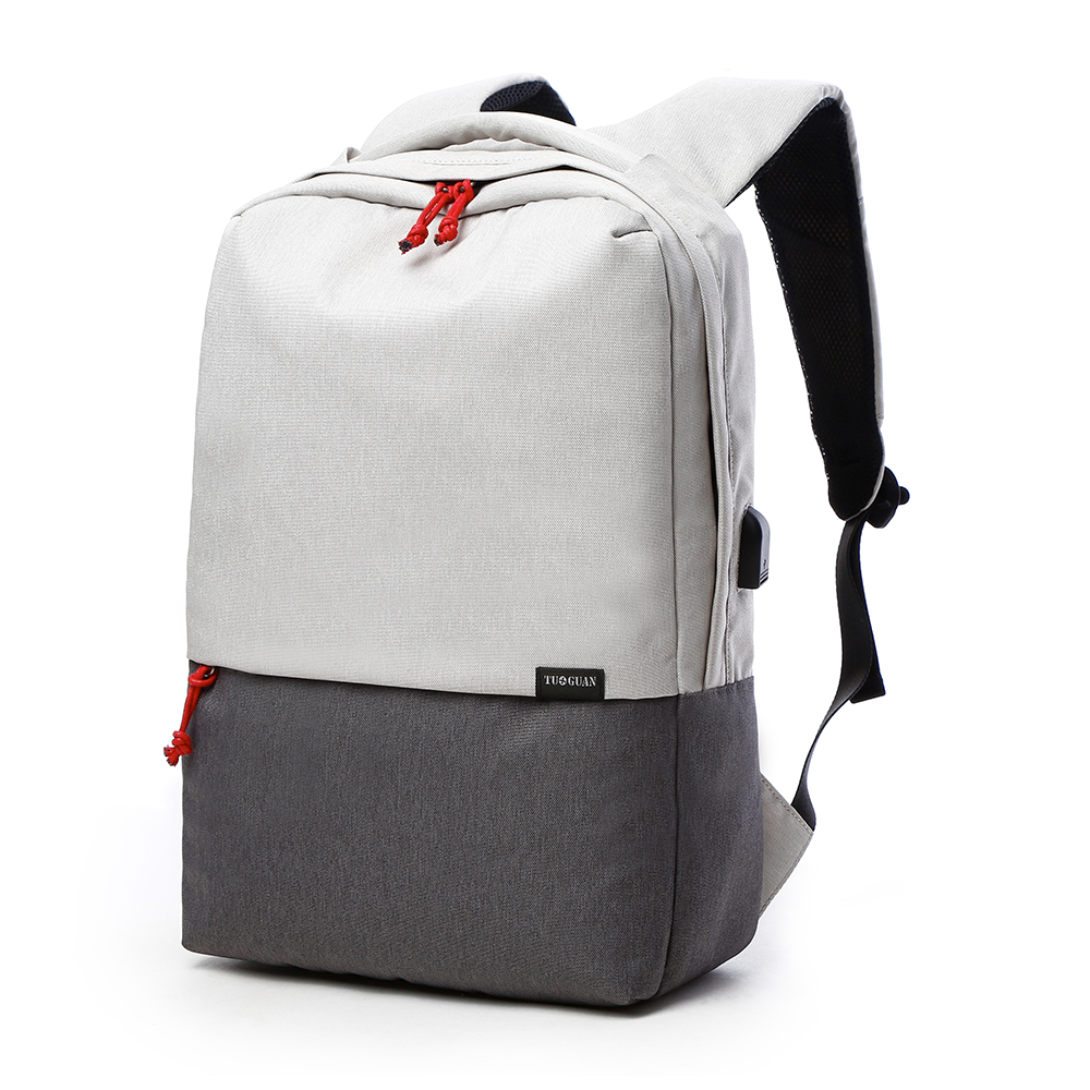 High Quality Laptop Computer Backpack Bag With USB Charger For 17inch Notebook Waterproof Laptop Bag For Men Women Travel bag