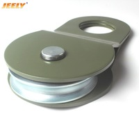 JEELY 8 ton Steel Lifting Winch Pulley