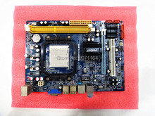 Free shipping for Yeston A78L  Edition V2.1 V2.2 V3.1 fully integrated motherboard supports am3 CPU DDR3 memory
