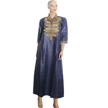 MD 2019 new arrival african clothes for women embroidery long dresses traditional dress wedding party ladys clothing