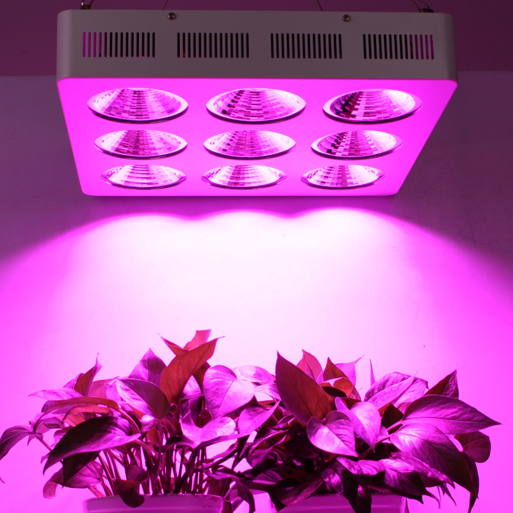 HouYi G05 200w/400w/800w/1200w/1800w Super Power Led Growing Light for Aquaponics Indoor grow tent with full Spectrum COB chips недорго, оригинальная цена