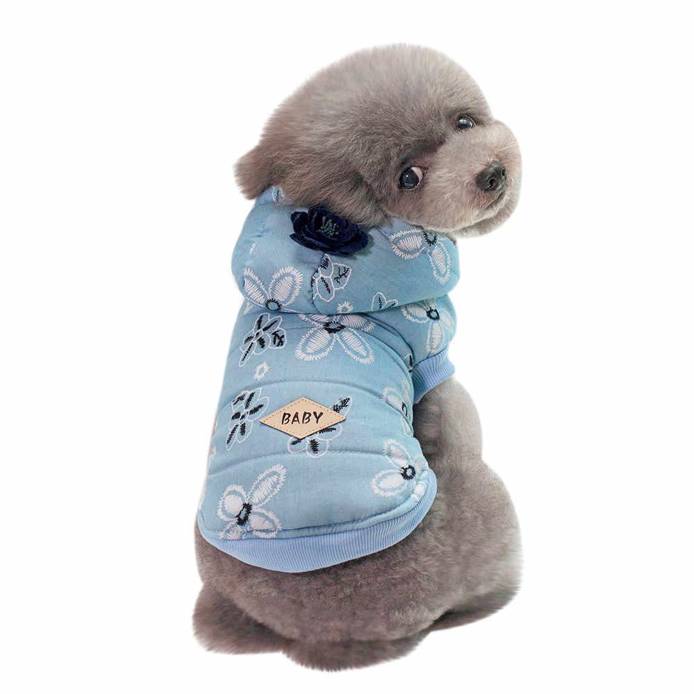 Chó Mèo Phối Đồ Cho Thú Cưng Clothesbulldog Frances Mùa Đông Trang Phục Con Chó Con Trang Phục moletom Masculino Com capuz