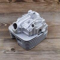 Цилиндр двигателя для мотоциклов головных уборов для Suzuki Marauder 125 GZ125 2004 2011 Ван Ван RV125 2003 2016
