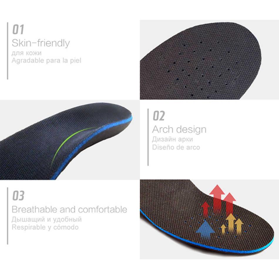 En iyi malzeme Premium EVA ortez astarı ayakkabı tabanlığı kaplaması için düz ayaklar ortez bellek köpük astarı ortopedik ayakkabılar