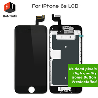 E Trust 1PCS LOT Grade AAA LCD Display For IPhone 6S Touch Screen Digitizer Replacement Assembly