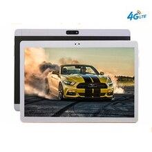 Новый оригинальный 10,1 'Планшеты Android 10 Core k99 двойной камера планшет с двумя sim-картами PC 2560×1600 WIFI OTG GPS bluetooth телефон Встроенная память 128 ГБ