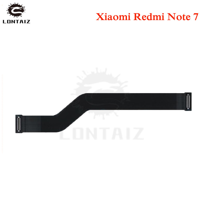 for Xiaomi Redmi Note 7 Main Board Flex Cable Mainboard Motherboard Connect LCD Ribbon Flex Cable Replacement Repair Parts in Mobile Phone Flex Cables from Cellphones Telecommunications