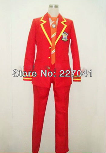 Axis Powers Hetalia Macau Cosplay Costume Free Shipping