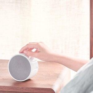 Image 5 - Original Xiao mi mi Musik Wecker Bluetooth 4,1 Runde 360 Stunden Standby Lautsprecher mi Alarm Uhr