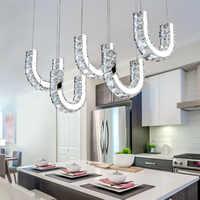 Luces colgantes Led de moda moderna para suspensión de comedor luminaire suspendu lámparas colgantes accesorios de iluminación