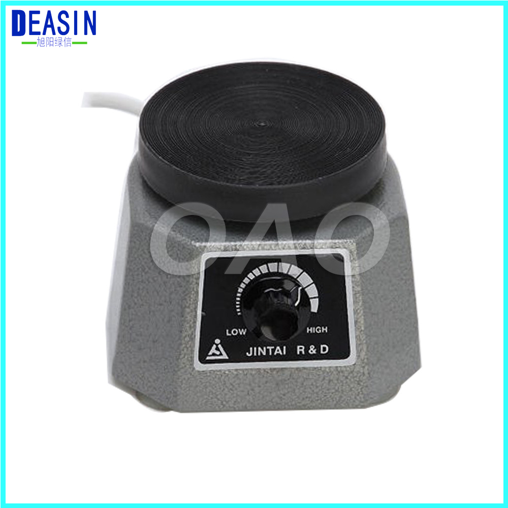 Dental Lab Vibrator Shaker Oscillator Machine Dentist 4 RoundDental Lab Vibrator Shaker Oscillator Machine Dentist 4 Round
