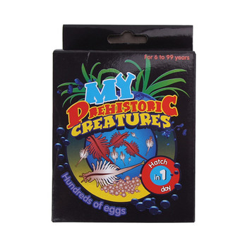 Science Nature Live Sea Prehistoric Creatures Instant Growing Life Kits
