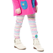 a079d9206 Kids Winter Pants Girls Leggings Thick Fleece Children Trousers Baby Girls  Pants 2017 Brand Printed Christmas Leggings Warm